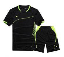 Форма футбольная Nike Черная