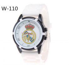Часы мужские футбольные Реал Мадрид Белые