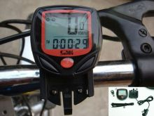 Велокомпьютер  SD-5000b (водонепроницаемый)