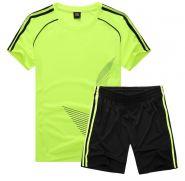 Форма футбольная комплект Салатовая