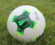 Мяч Лиги Европы 2017-18  green replicue