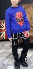 Детский комплект штаны и толстовка Человек паук