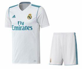 Домашняя форма Реал Мадрид (Real Madrid) сезон 17-18