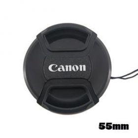 Крышка объектива Canon 55 mm