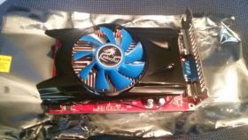 Видеокарта GeForce GT630 1гб ddr3