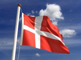 Флаг Дании государственный 90х150 см