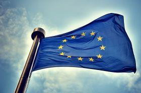 Флаг Большой Евросоюза 90х150 см