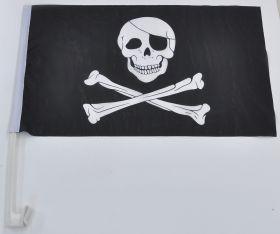 Флаг Большой Пиратский 90х150 см