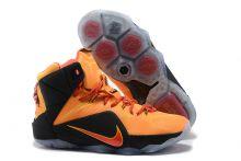 Баскетбольные кроссовки Nike Lebron 12 Cleveland