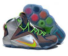 Баскетбольные кроссовки Nike Lebron 12 Trillion Dollar Man