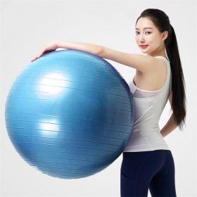 Мяч для йоги фитбол 55 см