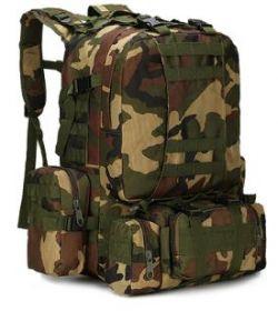 Большой тактический рюкзак 3-day Assault Pack D5-1016, 45л