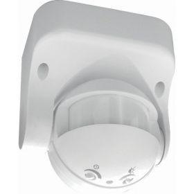 Датчик движения ДД 009 белый, макс. нагрузка 1100Вт