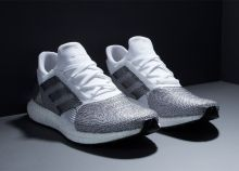 Кроссовки Adidas Futurecraft Tailored Fibre Silver White
