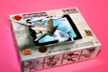 Сборная модель самолета СУ-47 без клея