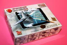 Сборная модель самолета СУ-27 без клея
