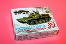 Сборная модель танка  Т-55А без клея