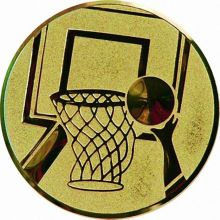 Жетон для медали Баскетбол 25 мм
