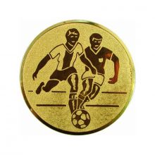 Жетон для медали Футбол 25 мм