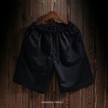 Летние спортивные шорты черные